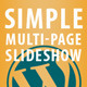 Simple Multi-Page Slideshow