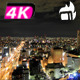 CityScape Night - VideoHive Item for Sale