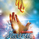 Church Saved by Faith Flyer Concept - GraphicRiver Item for Sale