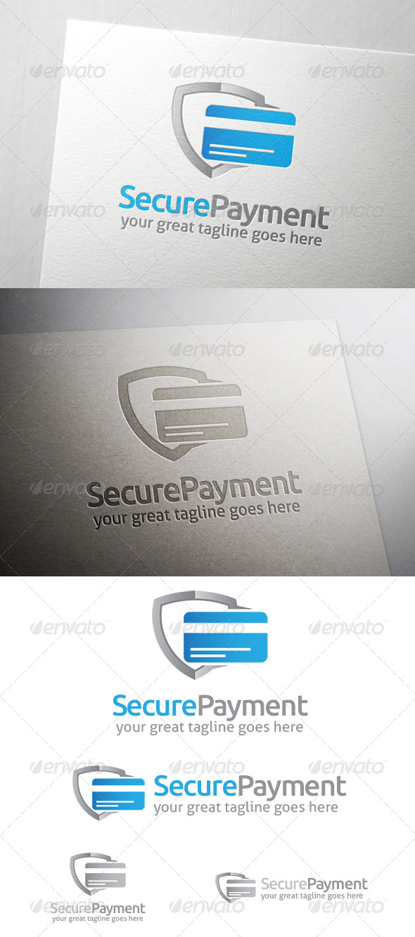 Secure Payment Logo - Objects Logo Templates