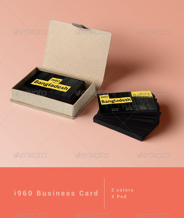 i960 Business card - Corporate Business Cards