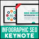 Infographic SEO Keynote Template - GraphicRiver Item for Sale