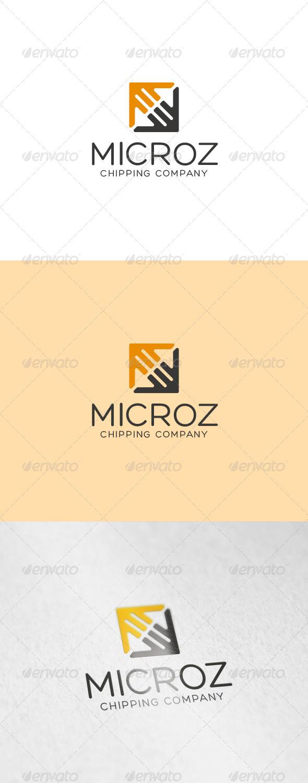 Microz Logo - Abstract Logo Templates