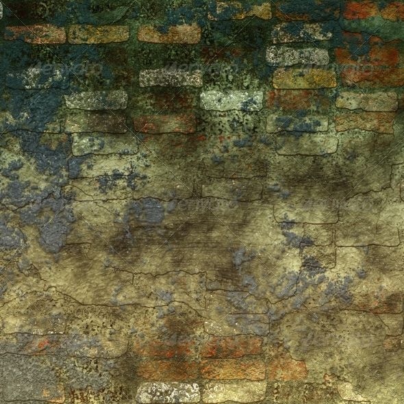 Old brick wall - Industrial / Grunge Textures