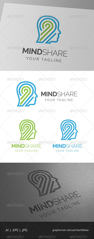 Mindshare Logo - Humans Logo Templates