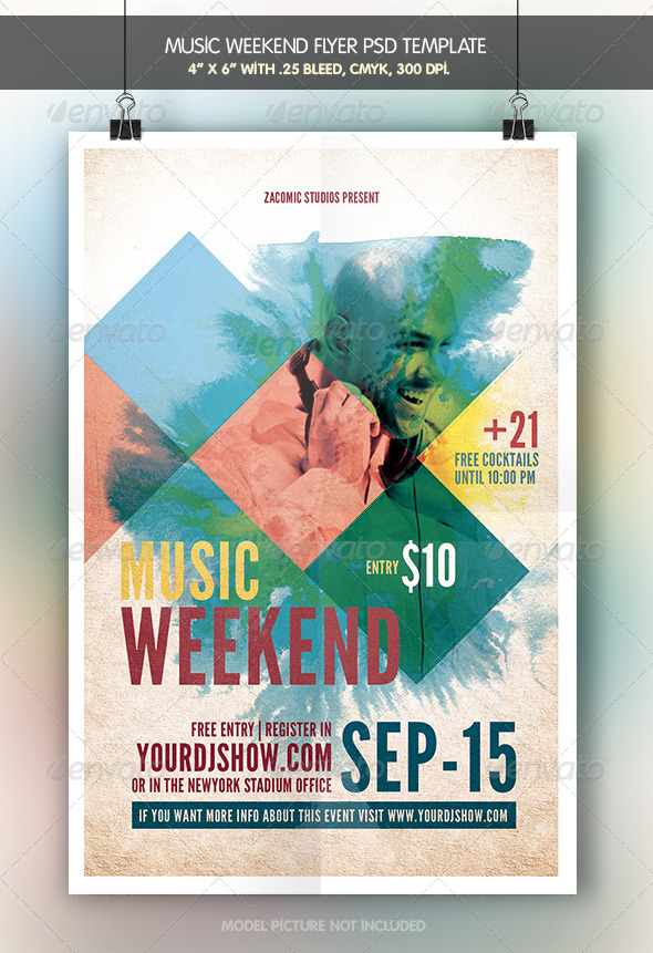Music Weekend - Concerts Events