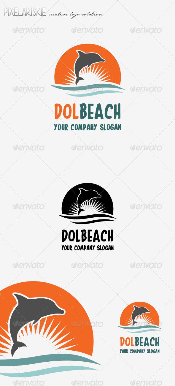Dolbeach Logo - Animals Logo Templates