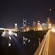 Nashville Skyline on River Front - VideoHive Item for Sale