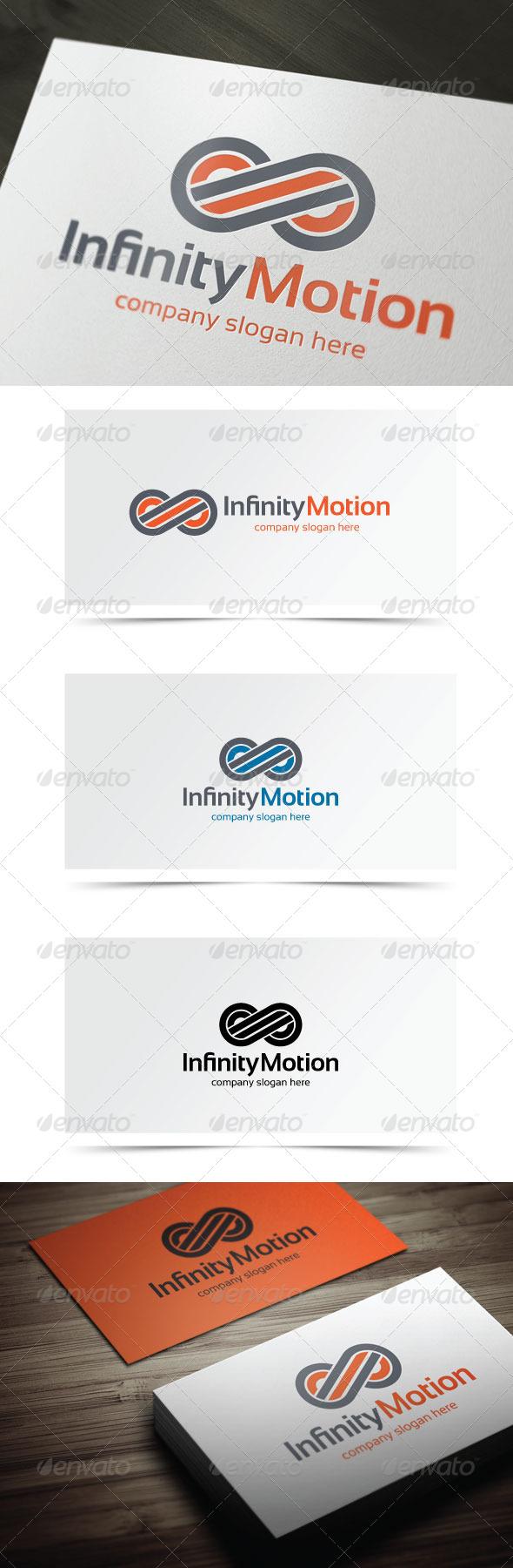 Infinity Motion - Symbols Logo Templates