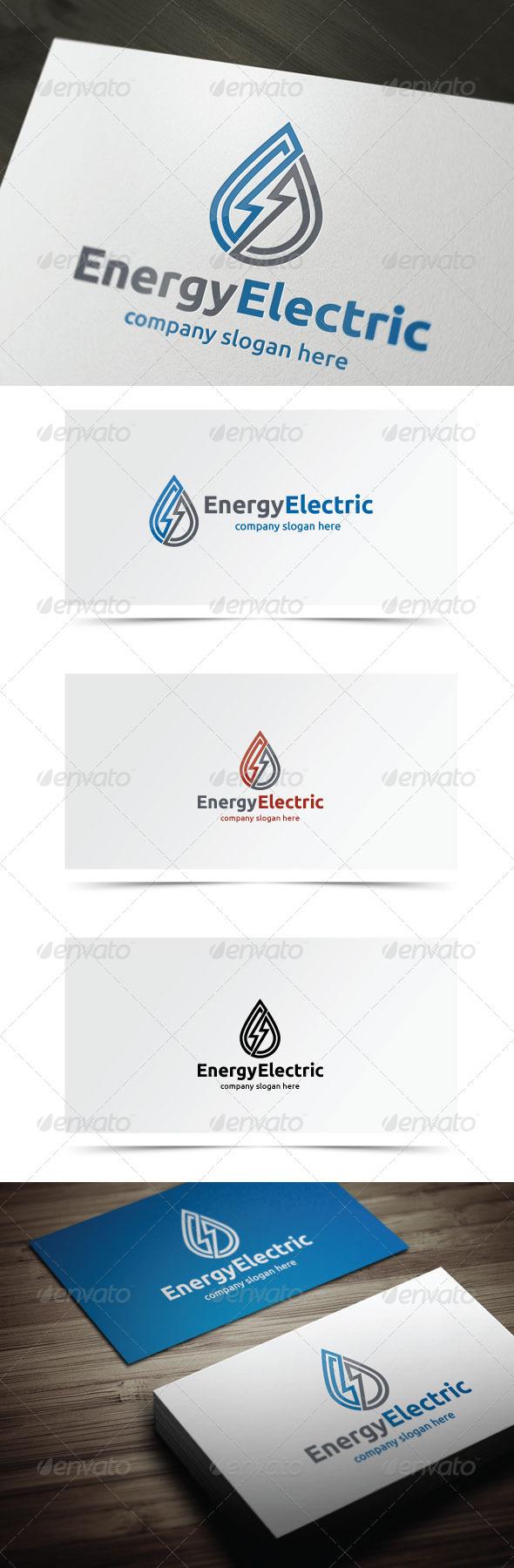 Energy Electric - Symbols Logo Templates