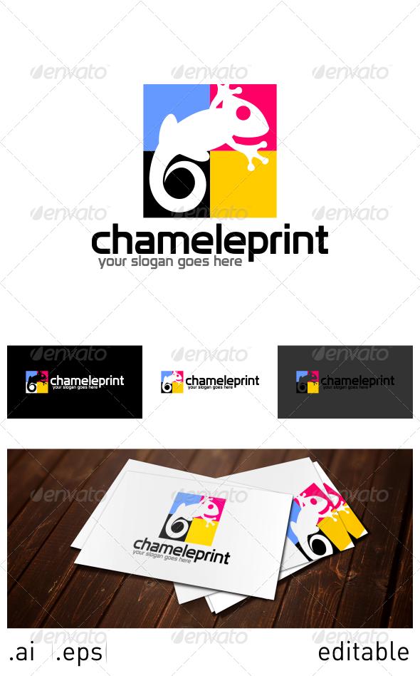 Chameleprint Logo Template - Animals Logo Templates