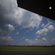 Crazy Clouds at a Air Field - VideoHive Item for Sale