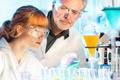 Health care professionals in lab. - PhotoDune Item for Sale