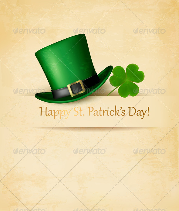 Saint Patricks Day Background. - Miscellaneous Seasons/Holidays