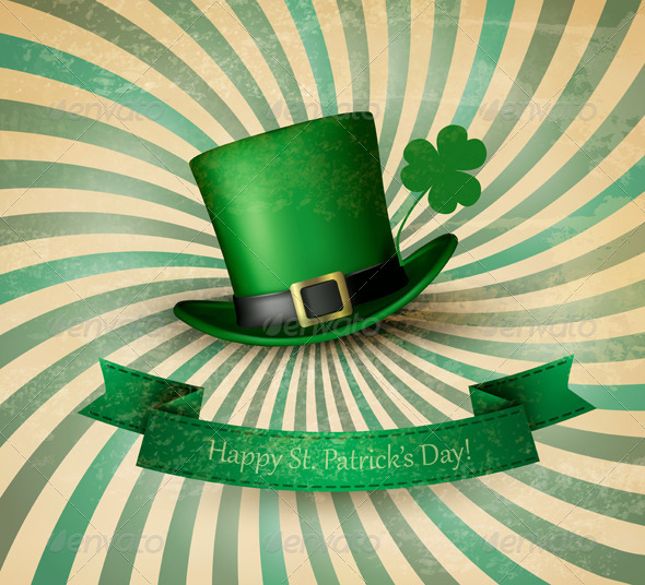 Saint Patrick's Day Card  - Miscellaneous Seasons/Holidays