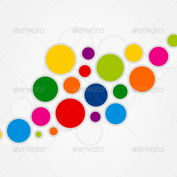 Cheerful Ball 3 - Backgrounds Decorative