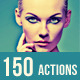 150 Premium Actions - GraphicRiver Item for Sale