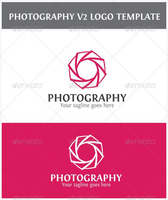 Photography V2 Logo - Vector Abstract