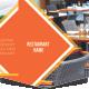 Minimal & Elegant Restaurant Menu Template - GraphicRiver Item for Sale