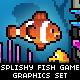SplishyFish - Game Graphic Set - GraphicRiver Item for Sale