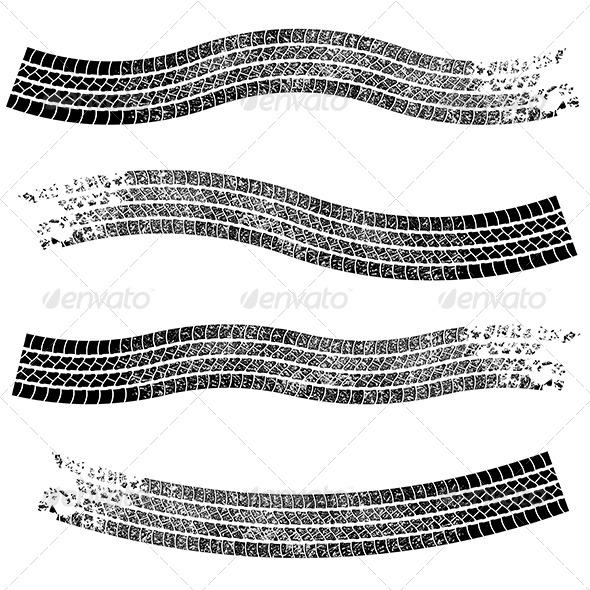 Traces - Patterns Decorative