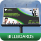Corporate Billboard Banner Vol 8 - GraphicRiver Item for Sale