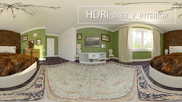 0362-2 Interoir HDRi - 3DOcean Item for Sale