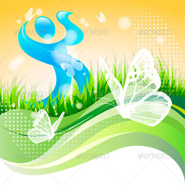 Summer Time Joy - Nature Conceptual