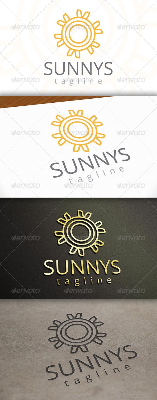 Sunny Logo - Symbols Logo Templates