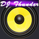 DJ Thunder Logo