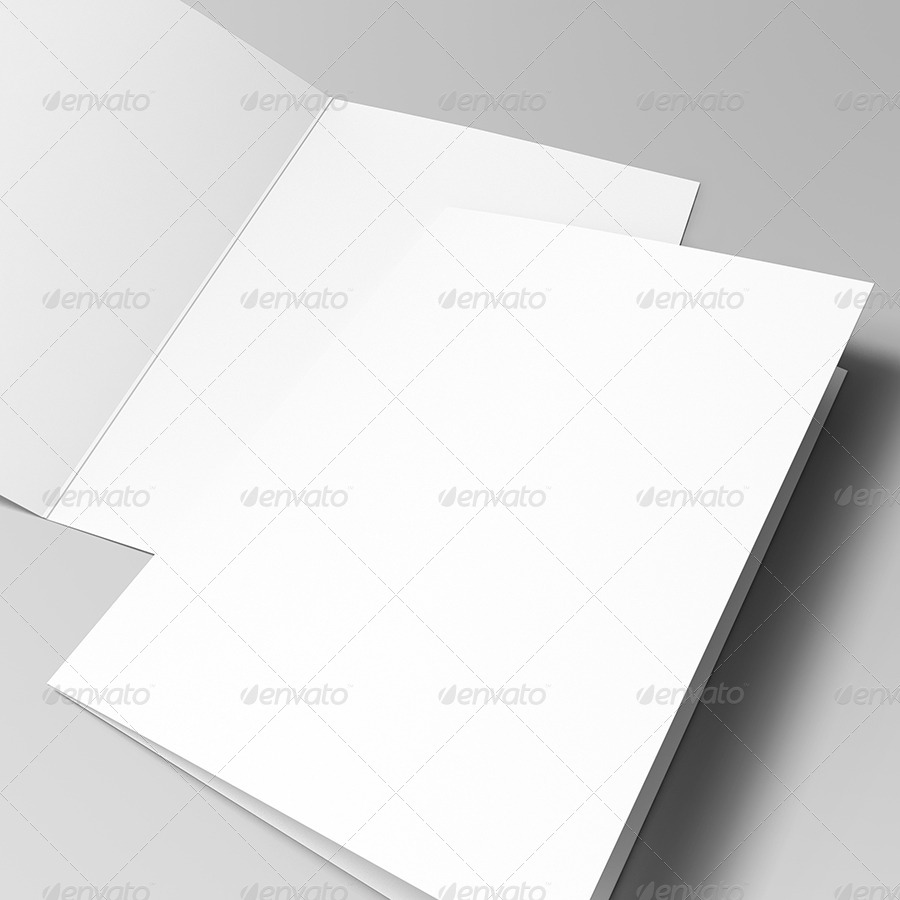 Invitation Greeting Card Mockup Pack I By Milostudio Graphicriver