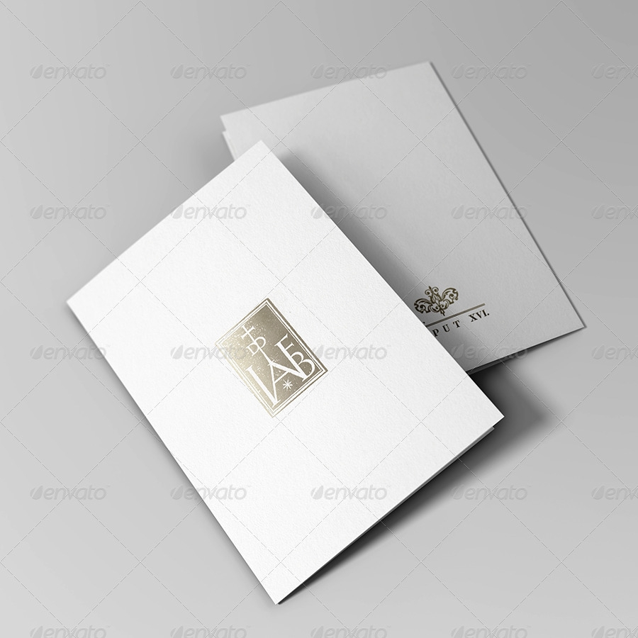 Invitation greeting card mockup pack i by milostudio graphicriver invitation greeting card mockup pack i stopboris Image collections