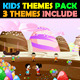 Kids Theme Pack - GraphicRiver Item for Sale