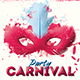 Cartoon Carnival Party - GraphicRiver Item for Sale