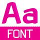 Hazairin Sans Regular Font - GraphicRiver Item for Sale