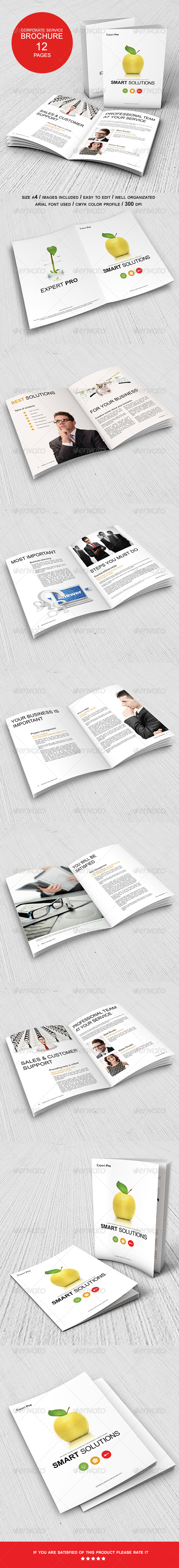Corporate Management Solutions Brochure - Corporate Brochures
