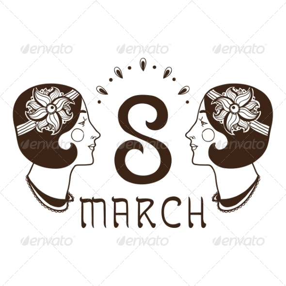 8 of March Date. - Miscellaneous Seasons/Holidays