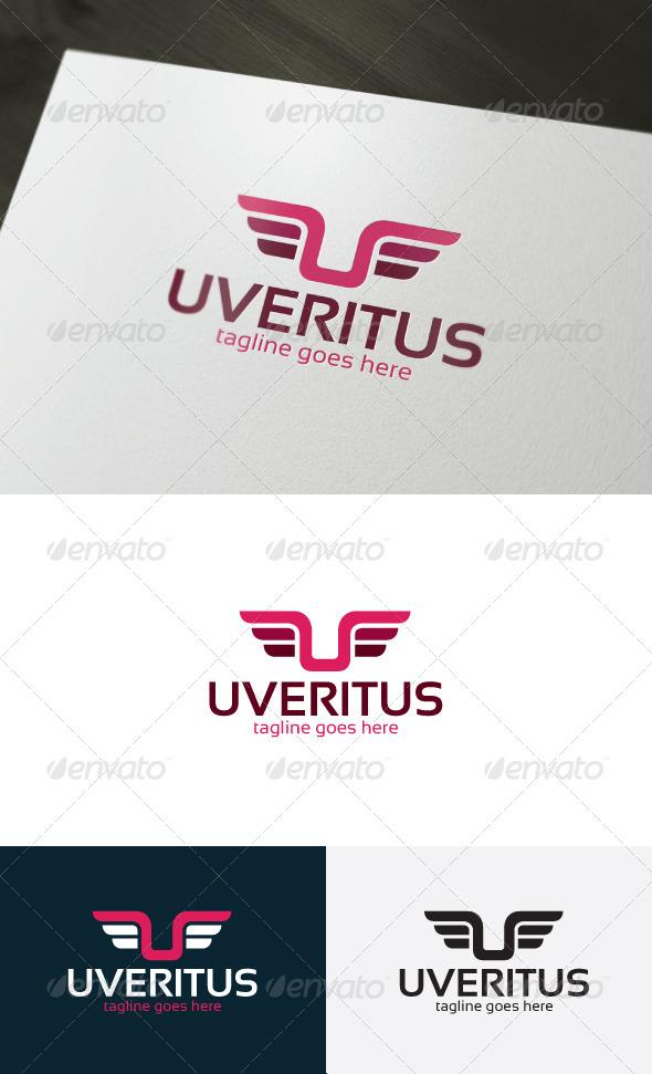 Uveritus Logo - Vector Abstract
