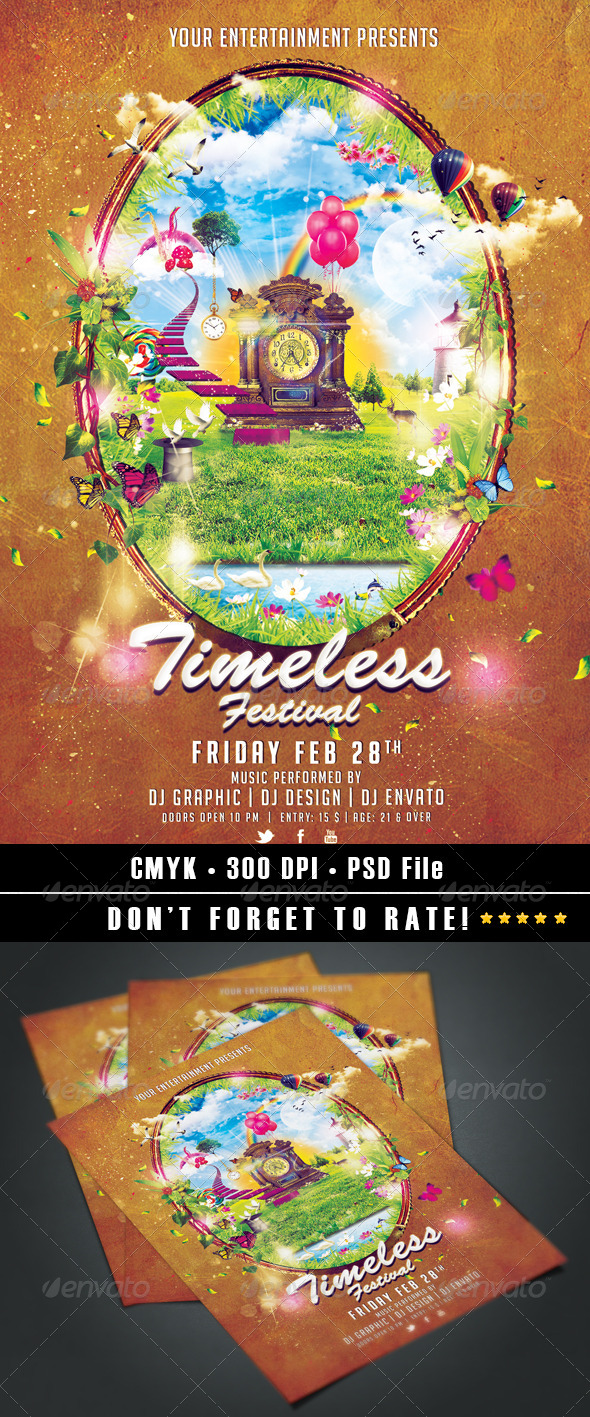 Timeless Festival - Clubs & Parties Events