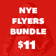 New Years Eve Flyers Bundle - Volume One - GraphicRiver Item for Sale