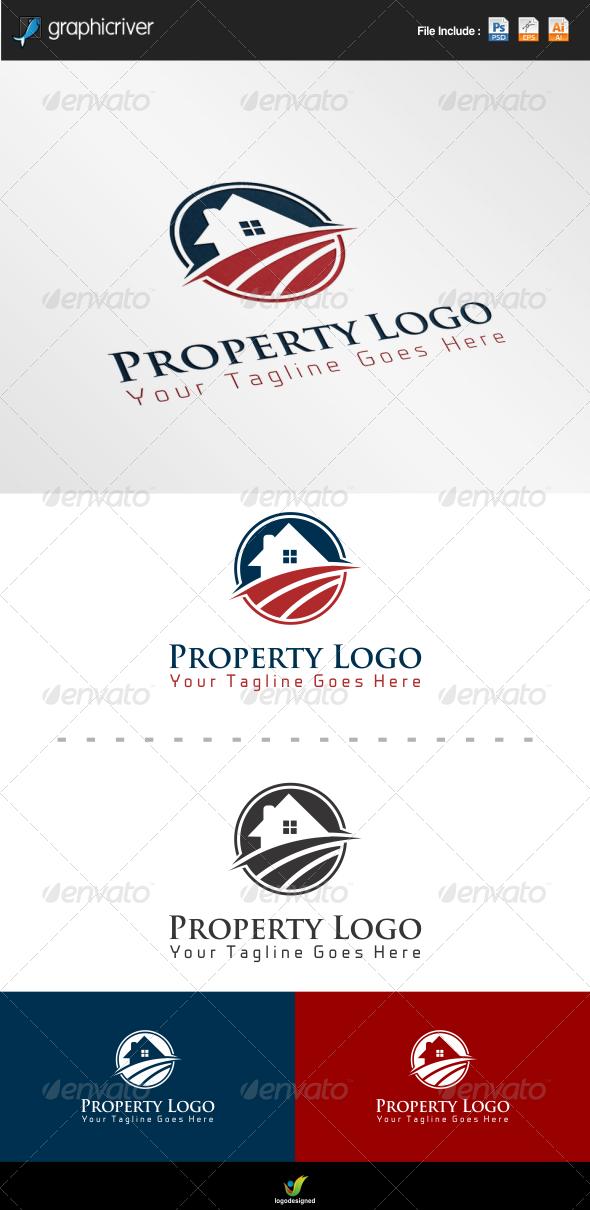 Property Logo - Symbols Logo Templates