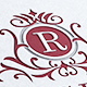Regent  Letter Crest Logo - GraphicRiver Item for Sale
