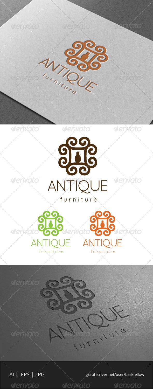 Unique Furniture Logo - Symbols Logo Templates