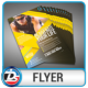 Modern Sports / Fitness Flyers - GraphicRiver Item for Sale