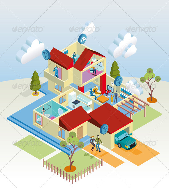 Wireless Home - Web Technology