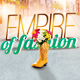 Empire Of Fashion Flyer Template