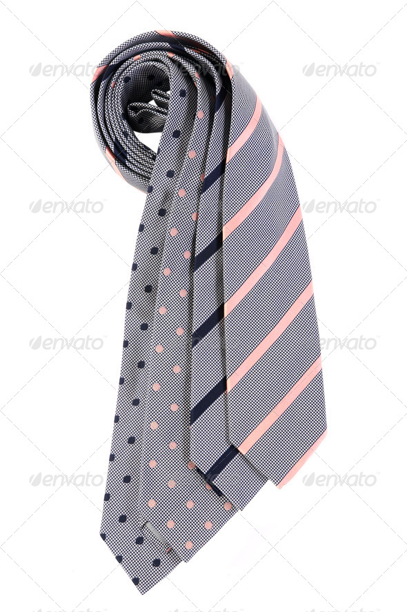 Man's tie - Stock Photo - Images