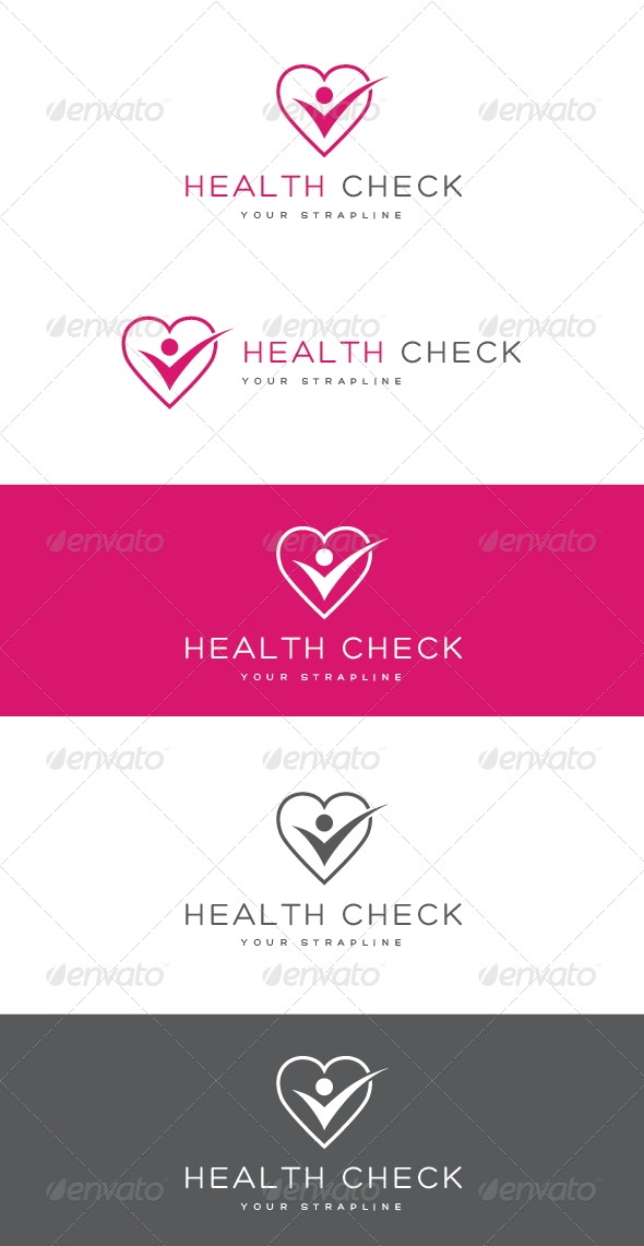 Health Check Logo - Humans Logo Templates