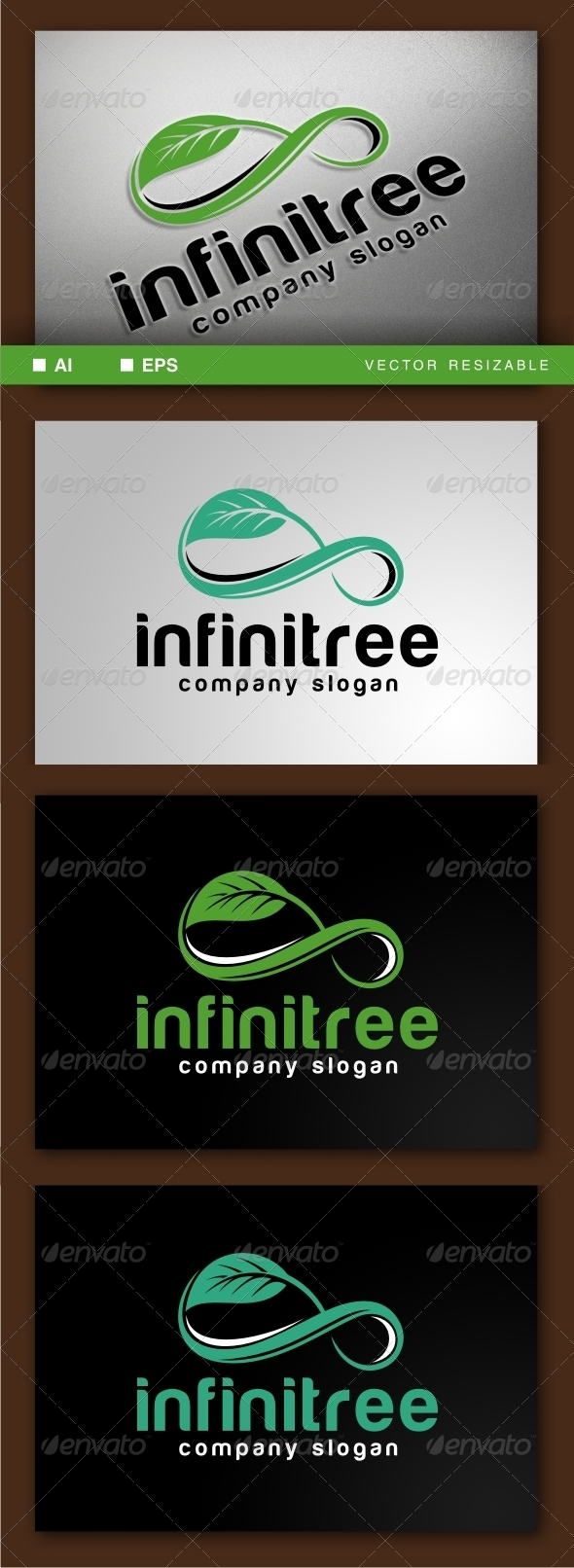 Infinitree Logo Template  - Symbols Logo Templates