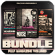 Pulp Magazine Bundle 2 - GraphicRiver Item for Sale